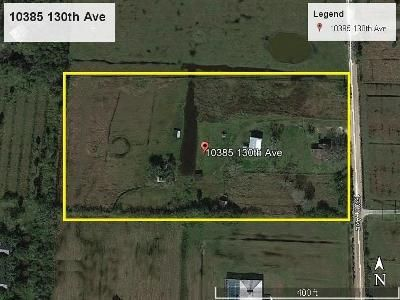 3 Bed 1.0 Bath Foreclosure Property in Fellsmere, FL 32948 - 130th Ave