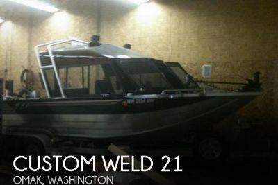 2007 Custom Weld Storm 22