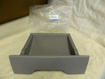 Buy NOS OEM 2004-2006 MAZDA MPV FRONT SEAT TRAY Part # LC63-88-1F0 motorcycle in Rockford, Michigan, US, for US $35.00