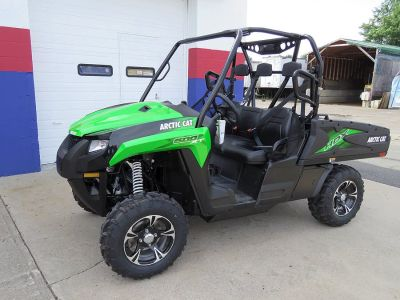 2017 Arctic Cat HDX 500 XT (Green)