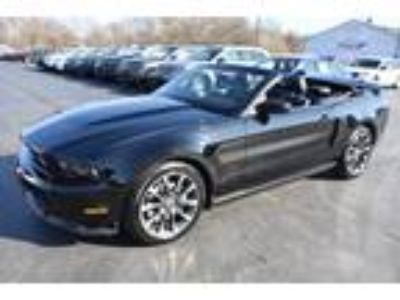 Used 2012 FORD Mustang GT Convertible in Mt. Sterling, OH