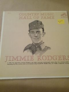 Jimmie Rodgers ! Record