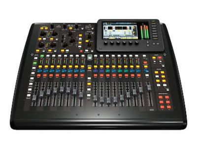 Behringer X32 compact mixing board