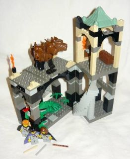 Lego Harry Potter Forbidden Corridor Set 4706 w/Minifigs