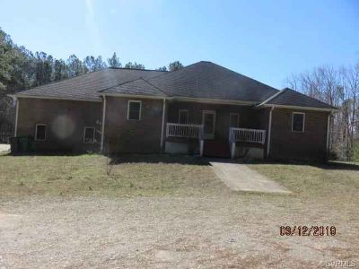 7429 River Road South Chesterfield Three BR, Private brick ranch