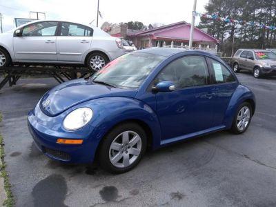 2007 Volkswagen New Beetle 2.5 (BLU)