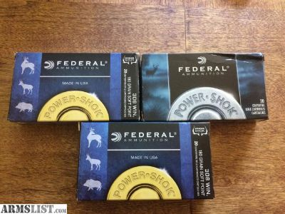 For Sale/Trade: Federal 180gr SP .308 ammo
