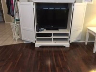 End tables, coffee table, TV cabinet