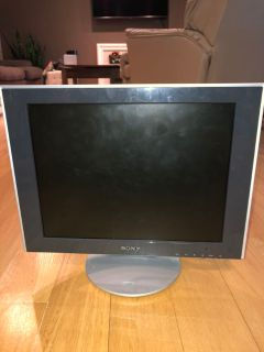 Sony Computer monitor