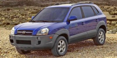 2005 Hyundai Tucson GL (Nautical Blue)