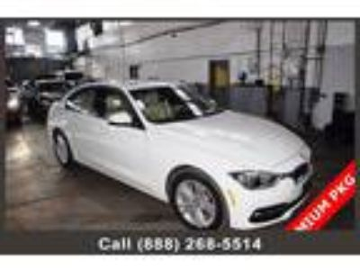 $20279.00 2016 BMW 3 Series with 40069 miles!