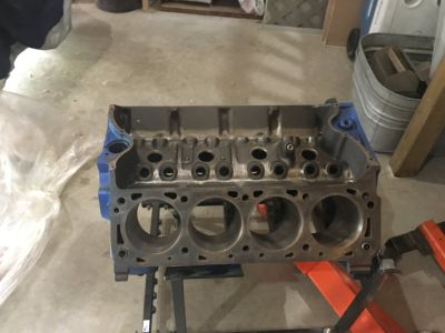 460 ford block