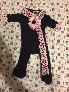 Mud pie 0-6 month outfit
