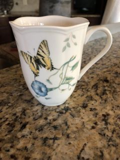 Lenox butterfly cup