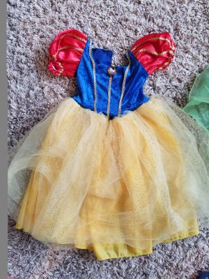 Snow White costume for sale - fits size 4-6x