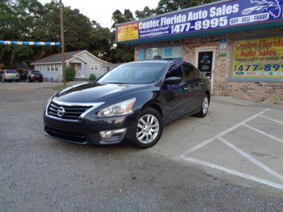 2014 Nissan Altima 2.5 (Black)