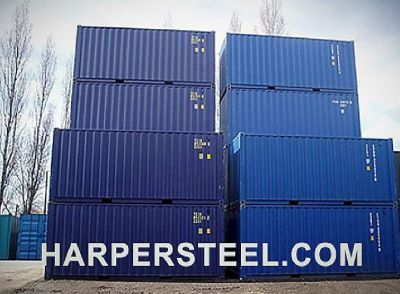 Steel Shipping Containers Wilmington, NC! - Largest Selection W/Delivery Options!