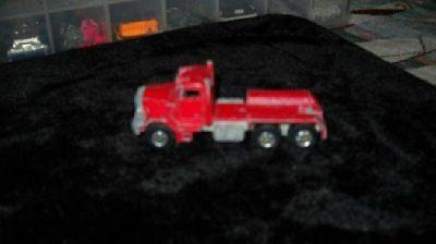 $5 Hot Wheels Red Semi