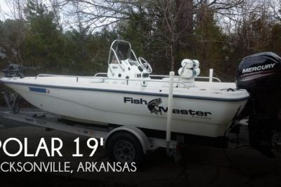 2003 Polar Boats Fish master 1900 Travis Edition