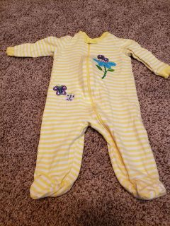 Faded glory 3-6m great condition cotton
