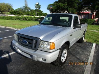 2005 Ford Ranger XL (SIL)