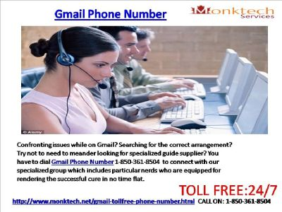 Is Gmail signal 1-850-361-8504 fee accessible At An Ostensible Cost?