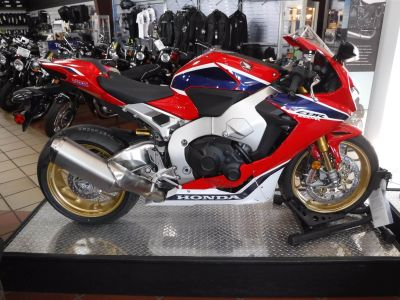 2017 Honda CBR1000RR SP SuperSport Motorcycles Stuart, FL