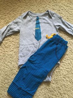Cat and jack outfit