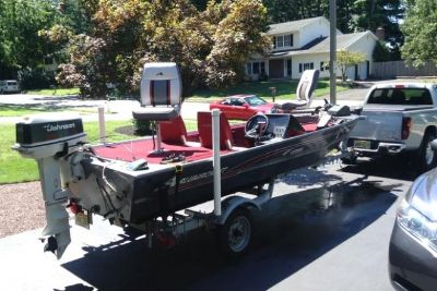 1993 Alumacraft MV Angler