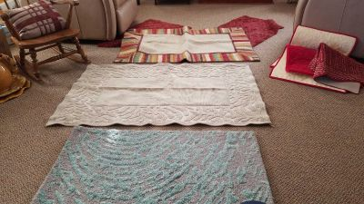 Miscellaneous area rugs
