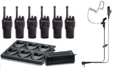 Motorola CP200 Production Two Way Radios
