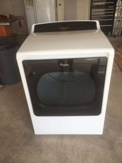 Whirlpool Cabrio X-Large Capacity Electric Dryer