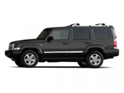 2010 Jeep Commander Limited (Brilliant Black Pearl)