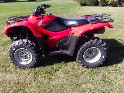 2010 Honda FourTrax Rancher ATV Utility ATVs Houston, OH