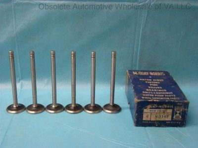 Find 1937 - 49 Chrysler Dodge DeSoto 228 237 241 251 Exhaust Valves 6 Flathead 667612 motorcycle in Vinton, Virginia, United States, for US $138.00