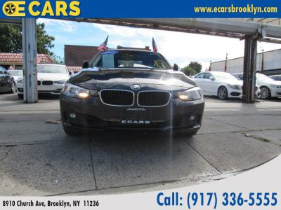 2015 BMW 3-Series 4dr Sdn 328i xDrive AWD SULEV (Black)