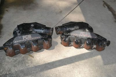Purchase 6.0L PCM EXHAUST MANIFOLD & RISER SET motorcycle in Melrose, Florida, US, for US $500.00