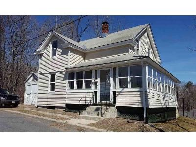 2 Bed 1 Bath Foreclosure Property in Adams, MA 01220 - Ruel St