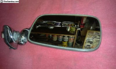 Karmann Ghia Right Side Mirror