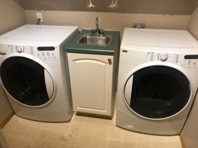 Kenmore HE3 Washer and Dryer