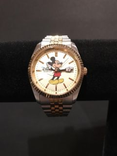 Authentic Disney Mickey Mouse Watch