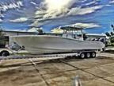 36' Yellowfin 36 2018