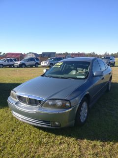 2004 Lincoln LS Luxury (Green)