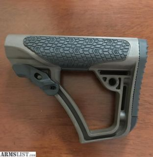 For Sale: Daniel Defense Stock and Grip