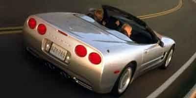 2003 Chevrolet Corvette Base (50th Anniversary Red)