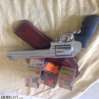 For Sale/Trade: S&W 460