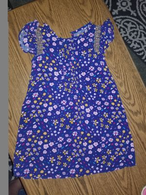 Cat and Jack dress size xs 4/5