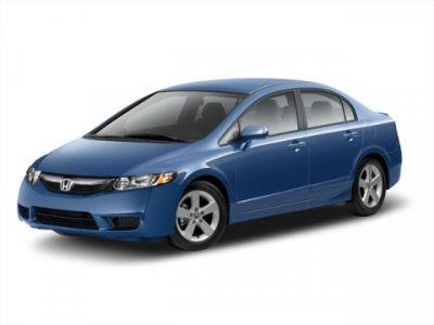 2010 Honda Civic LX-S (BLACK)