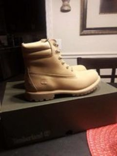 Timberlands Size 8