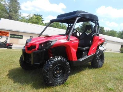 2017 Can-Am Commander 800R Side x Side Utility Vehicles Howell, MI